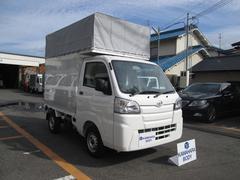 ハイゼットトラックカワハラボディー新品荷箱搭載