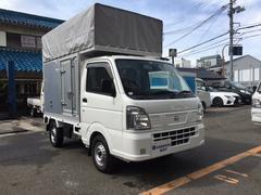 NT100クリッパートラックカワハラボディー製荷箱