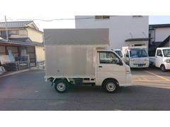 ハイゼットトラック C型BODY搭載・後部観音タイプ