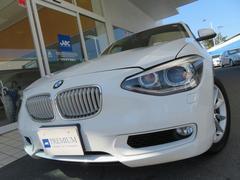 BMW116i スタイル 純正HDDナビ Bカメラ Cソナー