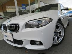 BMW523i Mスポーツ インテリセーフ 純正HDDマルチナビ