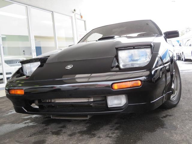 日産 フェアレディZ RB26DETTエンジン GT-Rアルミ 外マフラー