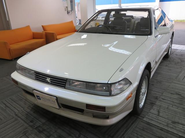 トヨタ ソアラ 3.0GT-リミテッド サンルーフ F・S・R・Rスポエアロ BBS16AW カワシート パワーシート
