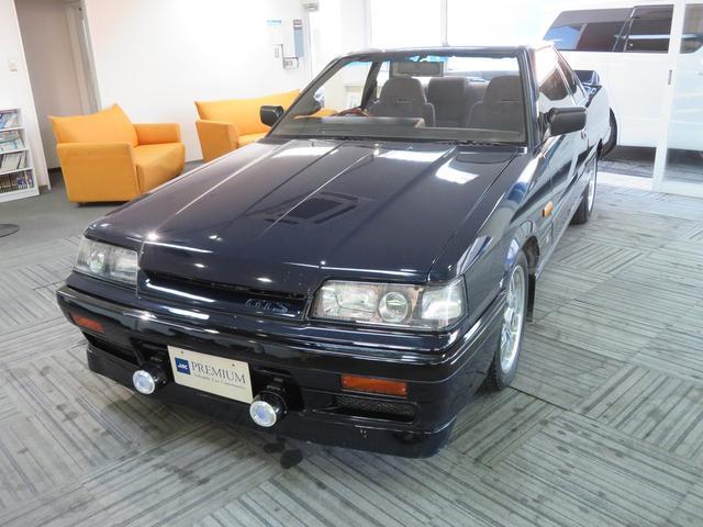日産 スカイライン GTS-R 限定800台 専用F・Rスポイラー 柿本16インチAW 外マフラー HKSエアクリ ブースト計 水温計 外ステアリング