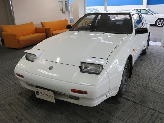 日産 フェアレディZ 300ZR レカロバージョン 5速ミッション Tバールーフ 後期型 外装レストア済み V6ツインカム トランクスポイラー MOMOステアリング