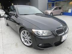 BMW335iカブリオレ Mスポーツパッケージ 左H 黒革