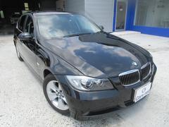 BMW323i ハイラインパッケージ 黒革シート 外ナビ