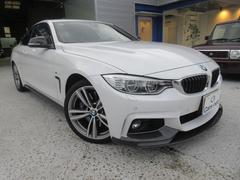 BMW435iクーペ Mスポーツ MパフォーマンスPKG 赤革
