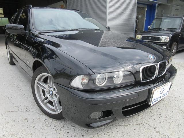 5シリーズ(BMW) 525iツーリング Mスポーツパッケージ 中古車画像