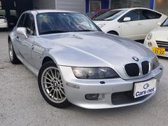 BMW Z3クーペ3.0i 赤革シート 左ハンドル 限定車 ETC アルミ