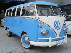 VW タイプII13ウィンドウ ツインキャブ フロンガスエアコン