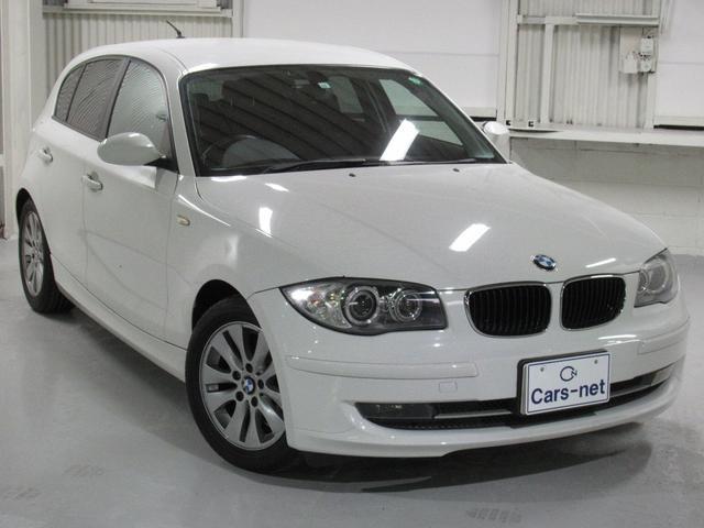 BMW 116i /LEDヘッドライト/プッシュスタート/スマートキー/車検R4.10まで/禁煙車/自社買取車
