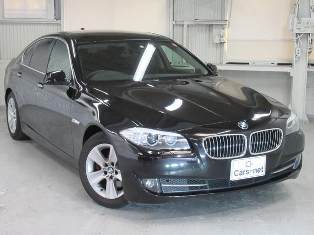BMW 528i /純正ナビ/バックカメラ/レザーシート/シートヒーター/禁煙車/自社買取車