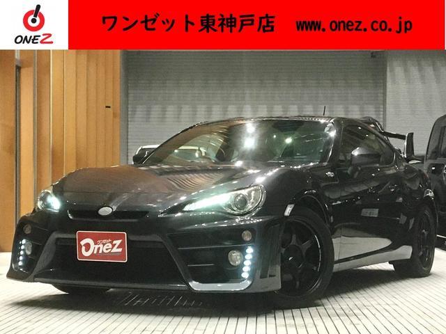 トヨタ GTリミテッド 6速MT エアロ Rスポ アドバン18インチ