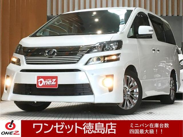 トヨタ 2.4Z ゴールデンアイズ 禁煙車 両側パワースライド