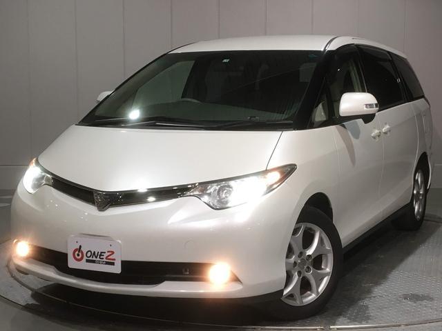 トヨタ G 8人乗り 両側電動 電動シート フリップダウンモニター