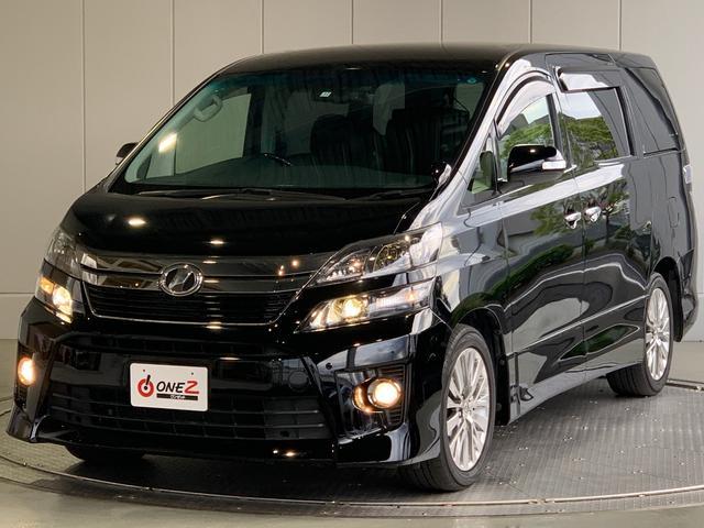 トヨタ 3.5Z ゴールデンアイズII フリップダウン 両側電動ドア