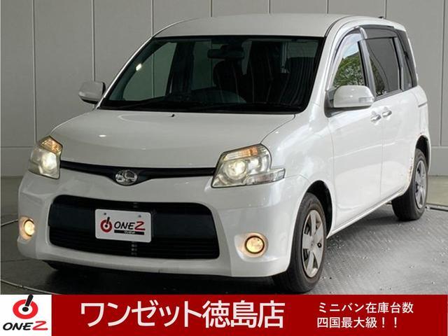 トヨタ シエンタ DICE 両側パワースライド純正SDナビ Bカメラ HID