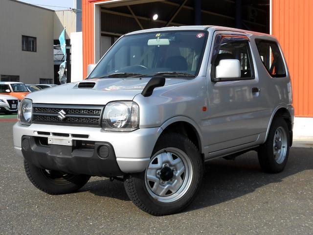 スズキ XG AT 4WD ABS キーレス ワンオーナー