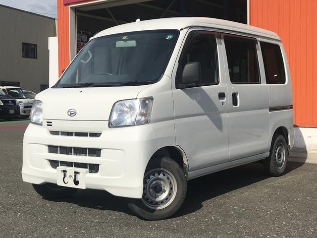 ダイハツ DXハイルーフ AC・PS・AT・4WD・ETC付