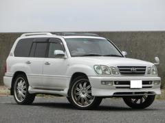 ランドクルーザー100シグナス 4WD ナイトビュー 24AW