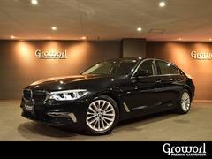 BMW523iラグジュアリーコンフォートPKGイノベーションPKG