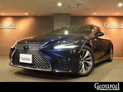 LSLS500 ムーンルーフ/マークレビンソン/新車保証付