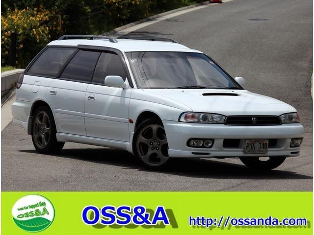 スバル GT-Bツインタ-ボ260馬力 外マフラ- ETC キ-レス