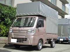 ハイゼットトラックスタンダードSAIIIt 4WD パネルバン 安全装備 保証
