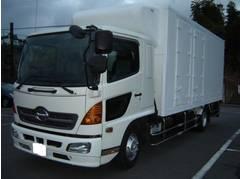ヒノレンジャー2.95t冷凍車低温 2室式 サイドドア付