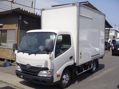 ダイナトラック2tアルミバン10尺 サイドドア付 庫内高216cm