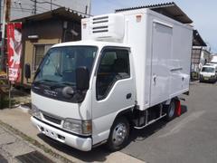 エルフトラック2t冷凍車サーモキング−5℃