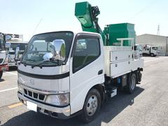 デュトロ0.5t高所作業車9.7m アイチ製SK10B
