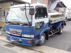 コンドル3.8t給水車PTO式 3800Lステンレス製タンク 極東製