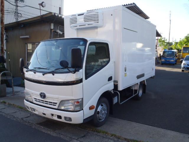 トヨタ 1.95t冷凍車デンソー-32℃ サイドドア 総重量5t未満