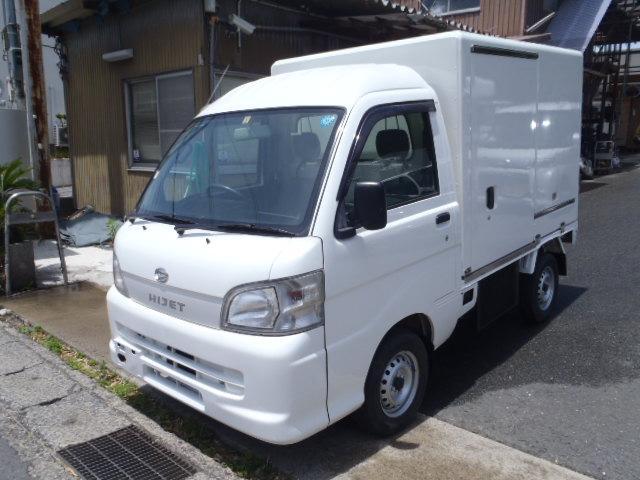 ダイハツ 350Kg冷凍車 デンソー-7℃ PS PW サイドドア付