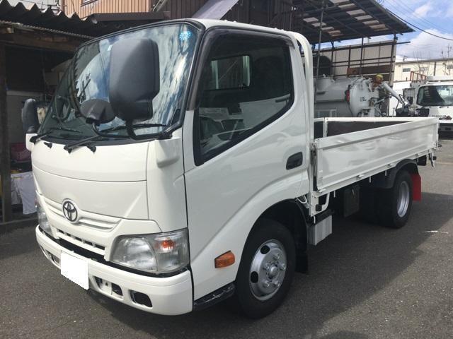 トヨタ 2t平 全低床 4ナンバー AT免許対応 総重量4415Kg