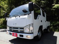 タイタントラックWキャブワイドロー 1750kg積み4No 荷台塗装仕上済み