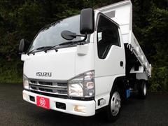 エルフトラック強化フルフラットローダンプ SGグレード 2トン積4ナンバー