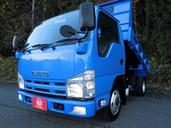 エルフトラック強化フルフラットローダンプ 2トン積4No 荷台塗装仕上済み