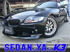 BMW Z42・2i HID/革シート/Bカメラ/BBS/HDDナビ
