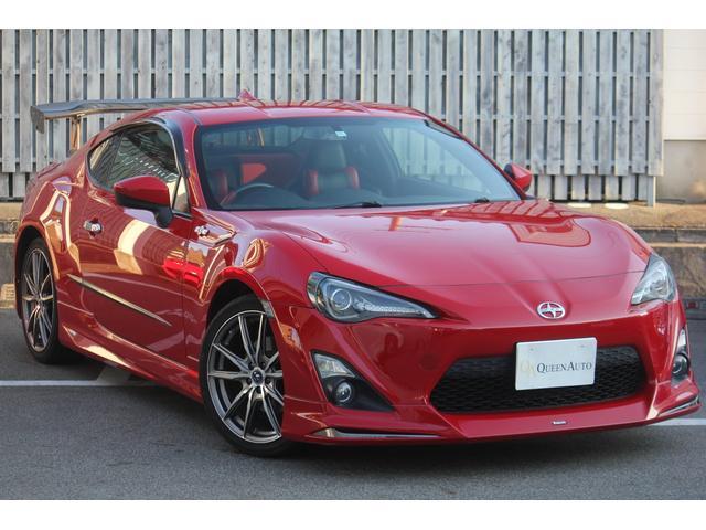 トヨタ GT モデリスタエアロ GTウイング レオニス18アルミ