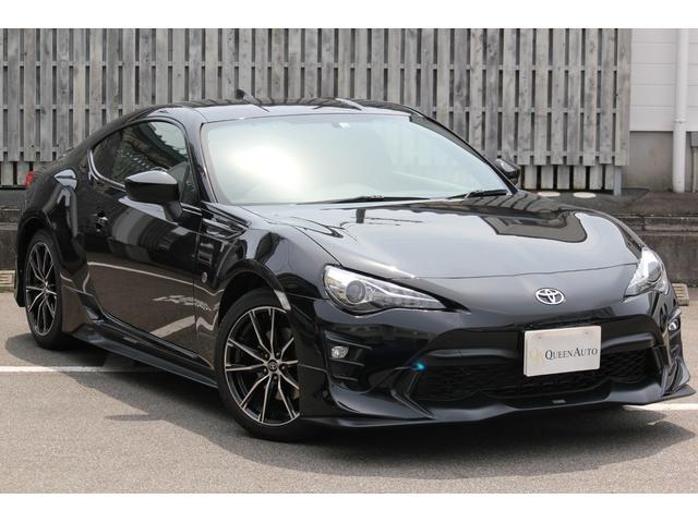 トヨタ GT TRDエアロ SDナビTV ETC パドルシフト