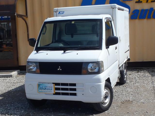 三菱 冷蔵冷凍車 2WD オートマ 保冷車