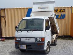 ハイゼットトラックPTOダンプ 4WD