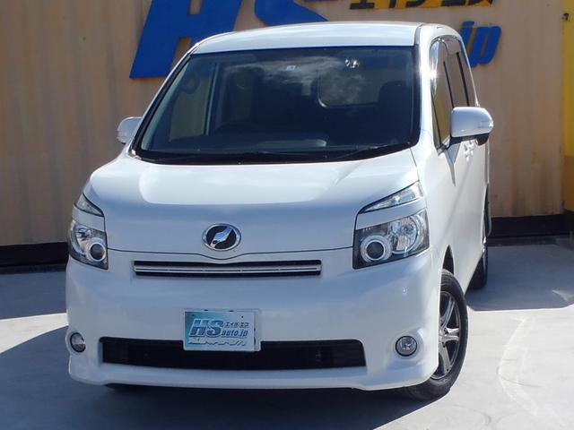 トヨタ トランス-X 切替式4WD 純正ナビ ワンセグ ETC