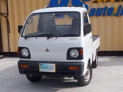 ミニキャブトラックTD 4WD 4速MT スタッドレスタイヤ