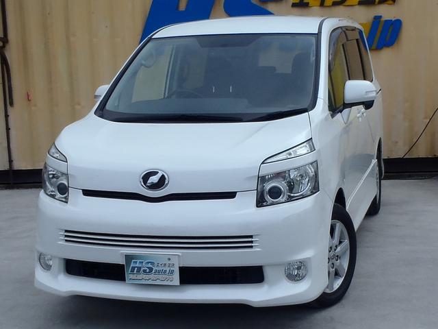 トヨタ ZS 両側パワースライドドア 純正HDDナビ ワンセグTV Bluetooth ETC スマートキー プッシュスタート