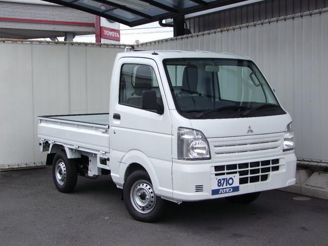 三菱 みのり/4WD/5MT/デフロック/エアコン/パワステ