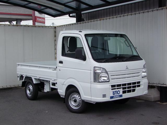 三菱 M/4WD/エアコン/パワステ/Wエアバッグ